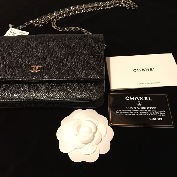 CHANEL Other - Chanel Timeless Bag Quilted Caviar